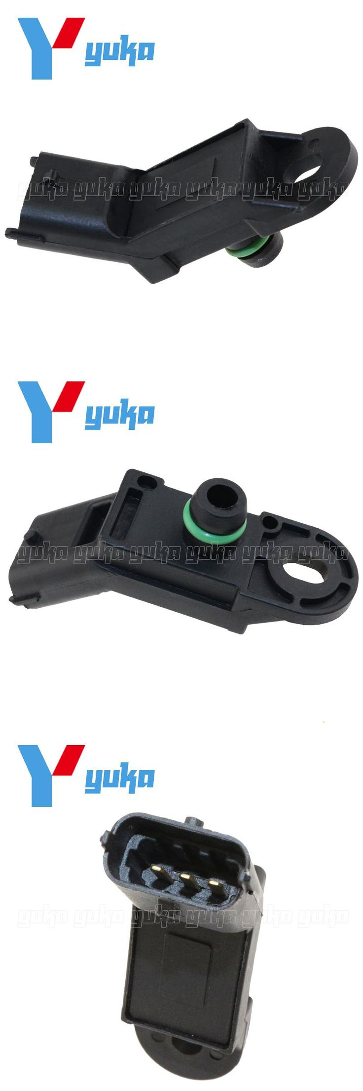 [Visit to Buy] MAP Sensor For Fiat 500 C Doblo Fiorino Idea Marea Multipla Panda Punto Qubo Siena Stilo Strada 1.3 1.9 22365-00QAA 46811235 #Advertisement