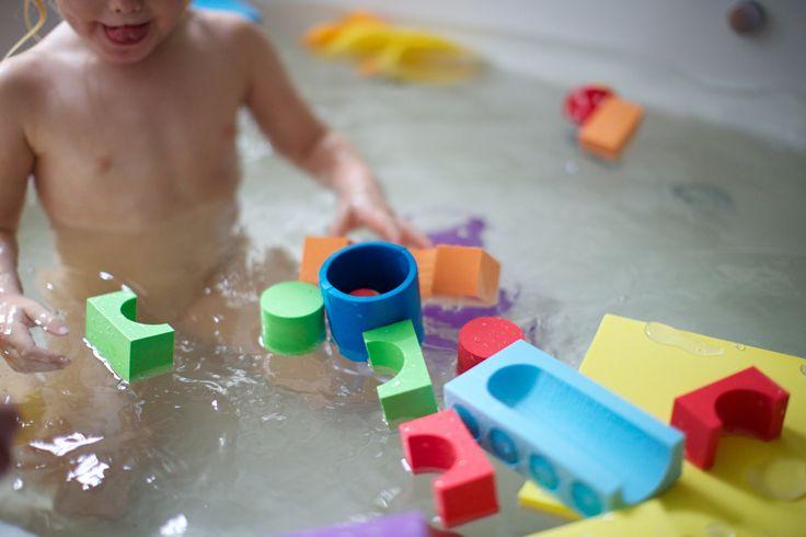 Bath blocks / badspeelgoed