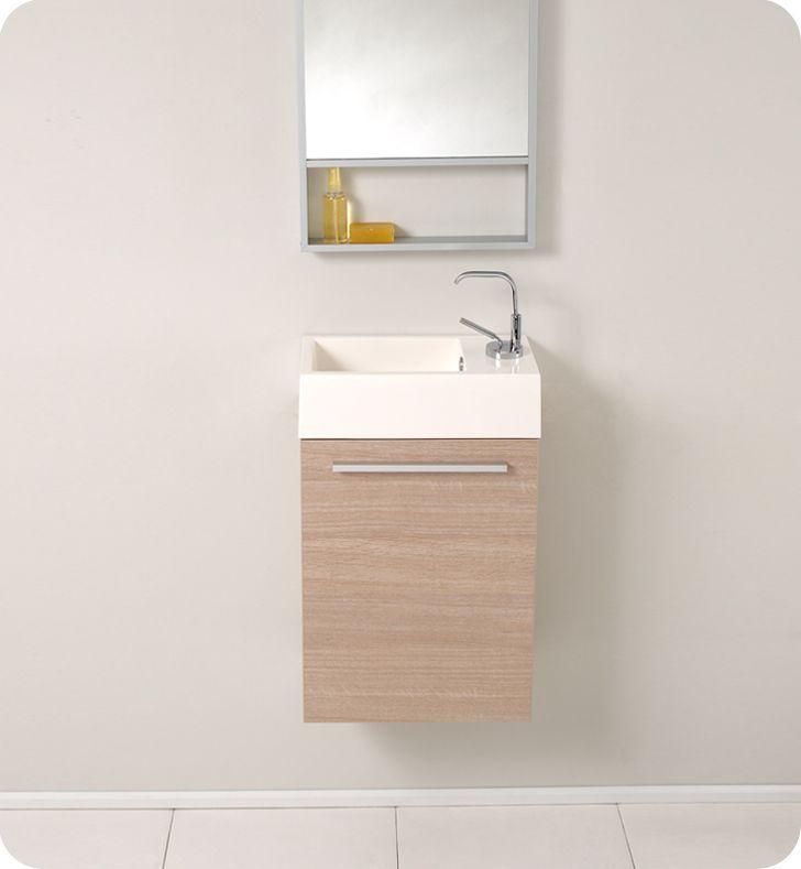 Mirrored Bathroom Vanity Toronto: Best 25+ Vanity Backsplash Ideas On Pinterest