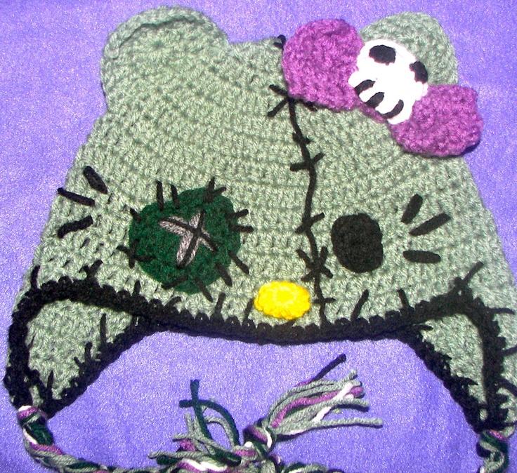 Knitting Games Hello Kitty : Best crochet zombies images on pinterest amigurumi