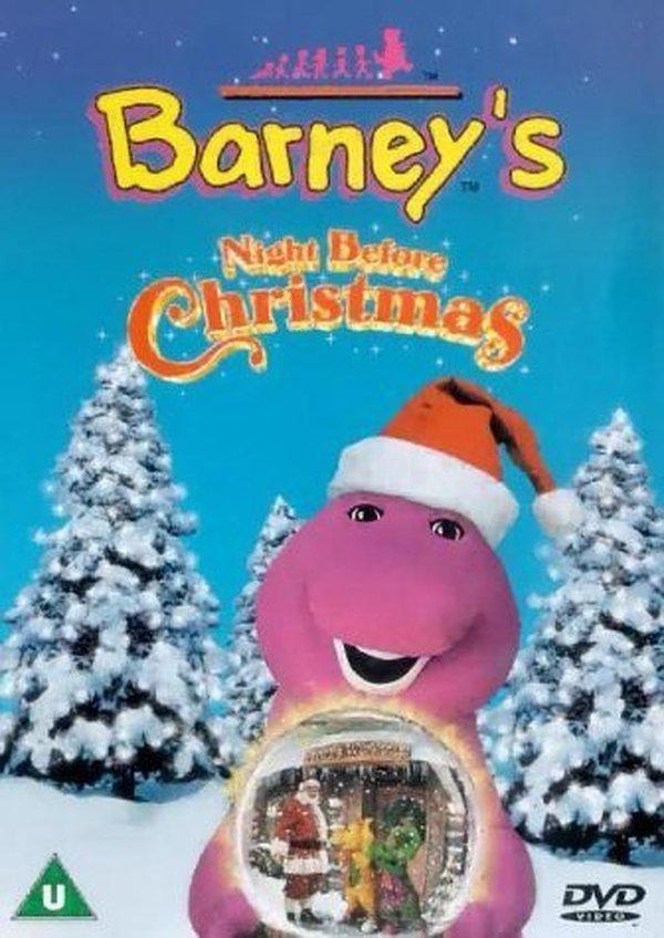 Barney's Night Before Christmas (Video 1999)