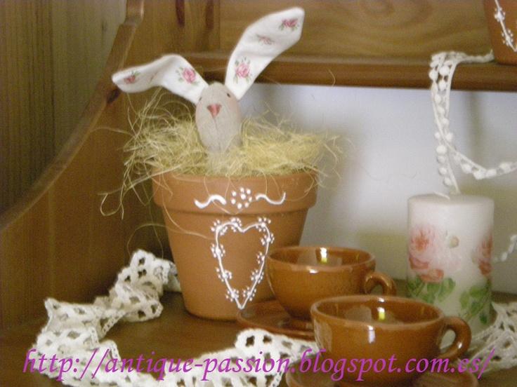 Conejos Tilda de Pascua