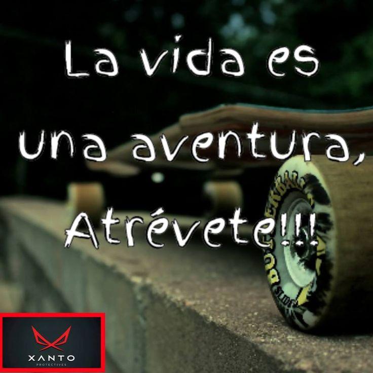 #Aventura #Atrévete #Adrenalina #deporteseguro #naturaleza #Diversión #Medellín #Rollers #xgames #XantoProtectives