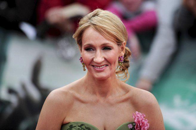 J.K Rowling, autora de 'Harry Potter'.