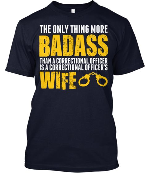 Correctional Officer Wife