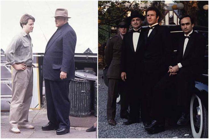 "Marlon Brando's height - 5' 9"" (175 cm)"