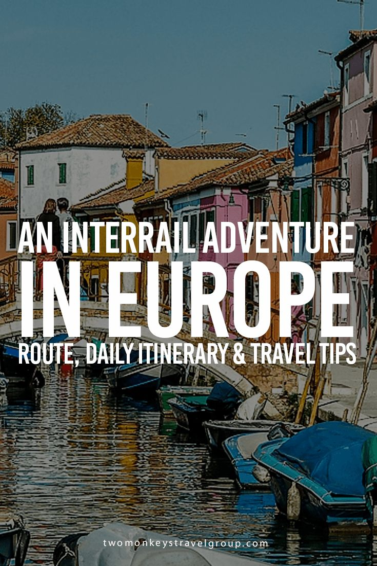 Best 25+ Interrail trips ideas on Pinterest | Interrail europe ...