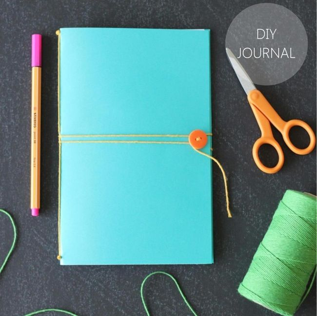 1000+ Images About {DIY Journals + Book Binding} On