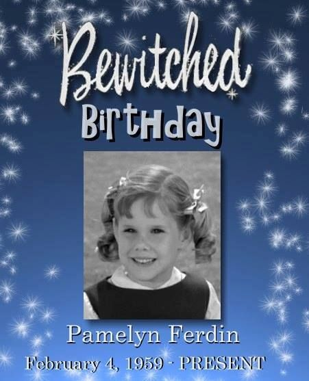 HAPPY BIRTHDAY, PAMELYN FERDIN! Ms. Ferdin Was Uncredited