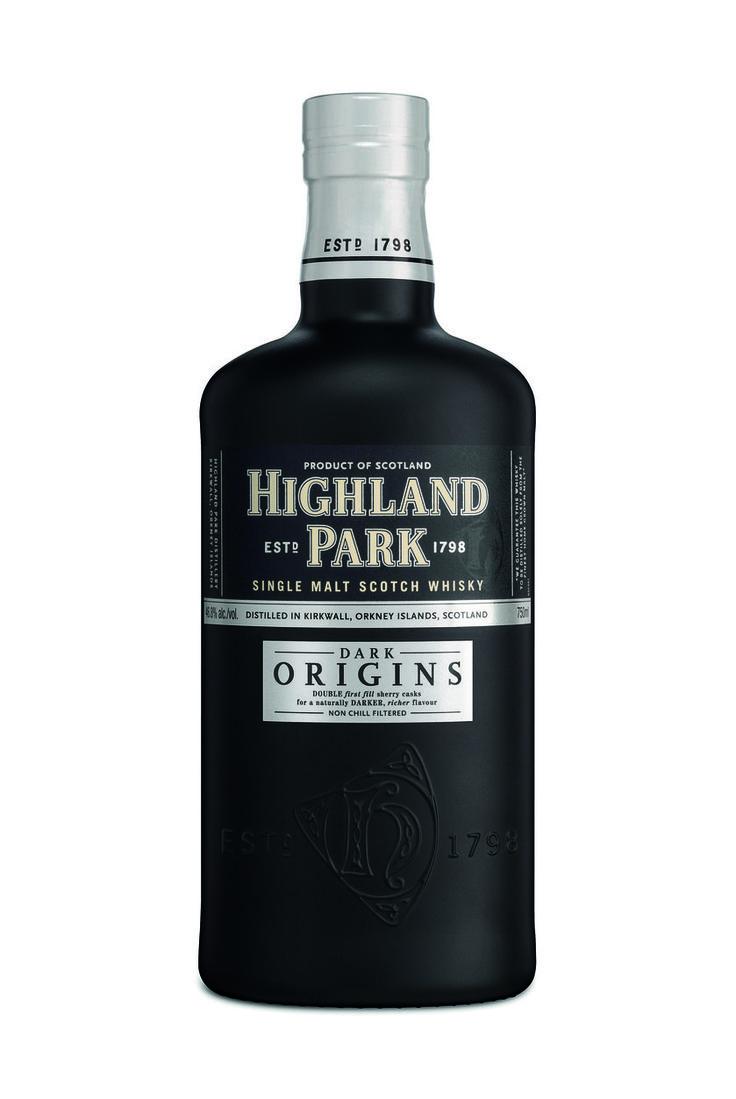 Highland Park's Dark Origins single malt whisky