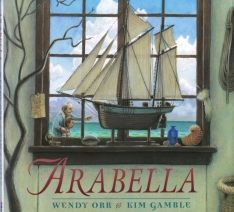 Picture Book ARABELLA, illustrated by Kim Gamble, 1998