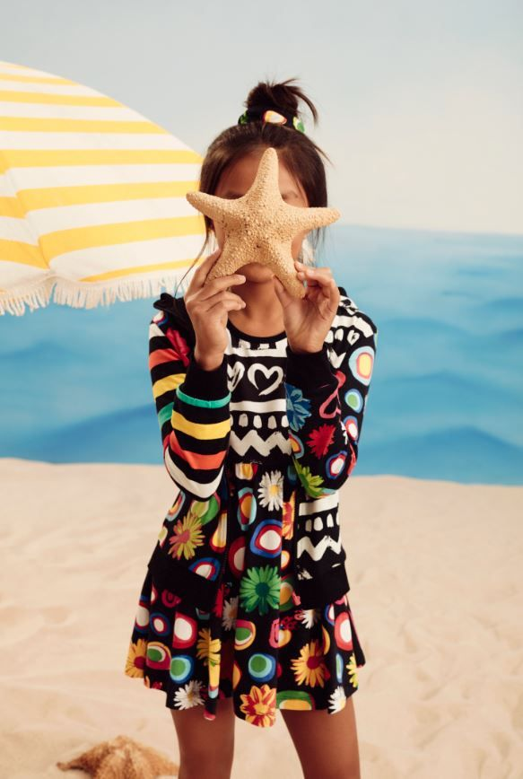 Dress your kids like the star they are with Desigual's SS16 collection!