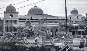 Mesjid Kembang Kuning (Sekarang Mesjid Rahmat) 1912
