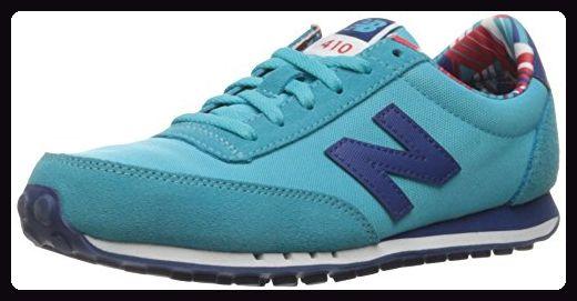 New Balance Damen 410 Sneakers, Blau (Turquoise), 41 EU - Sneakers für frauen (*Partner-Link)