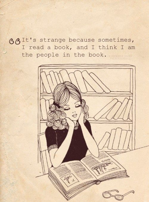 favorite, quotes, cute, sayings, about books   Inspirational pictures