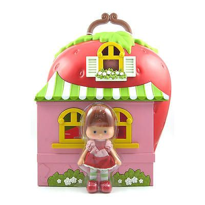 Strawberry Shortcake 146102: Strawberry Shortcake House Playset - Retro Berry Happy Home -> BUY IT NOW ONLY: $31.99 on eBay!