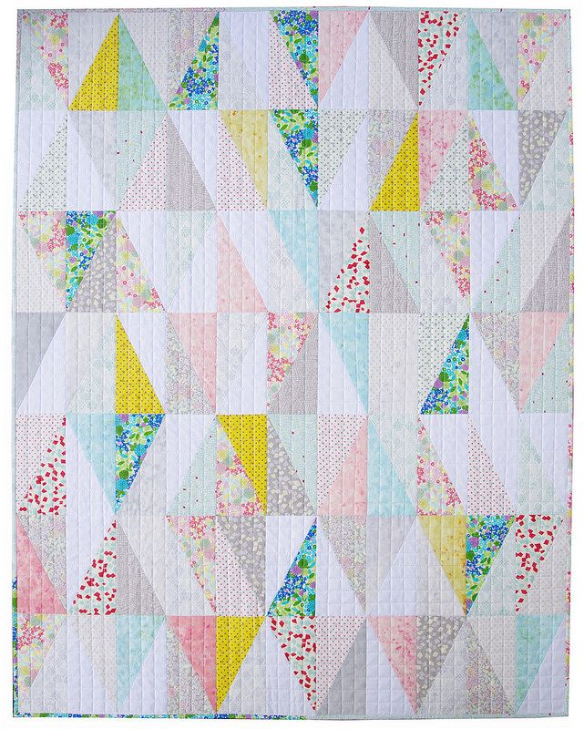 Irome Quilt for Kokka Fabric - Red Pepper Quilts