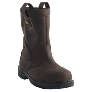 Dewalt Brown Leather Steel Toe Cap Rigger Boot DeWalt Brown Leather Steel Toe Cap Rigger Boot Size 8. (Barcode EAN=5055160037194) http://www.MightGet.com/april-2017-1/dewalt-brown-leather-steel-toe-cap-rigger-boot.asp