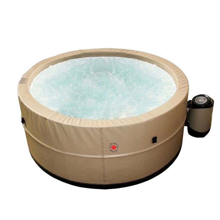 Canadian Spa Swift Current 4 Person Portable Spa | Departments | DIY at B&Q