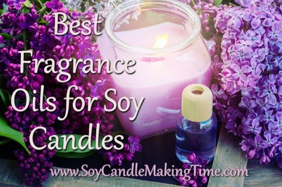 Are You Using The Right Fragrant Oils In Your Candles