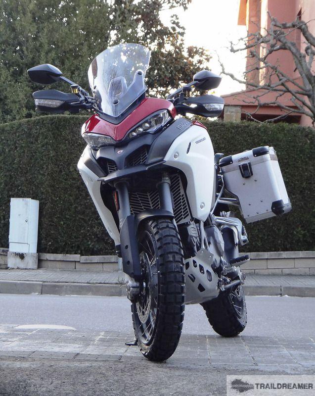Ducati Multistrada Enduro!