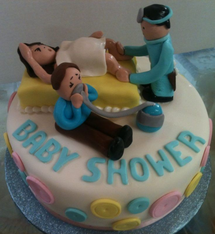 15 Hilarious Baby Shower Cakes You Can T Unsee With Images