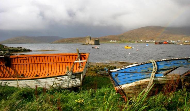 'Castle Bay - Barra' - Ronald McFadyen