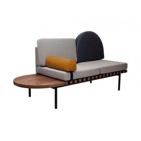 Łóżko wypoczynkowe Grid Petite Friture