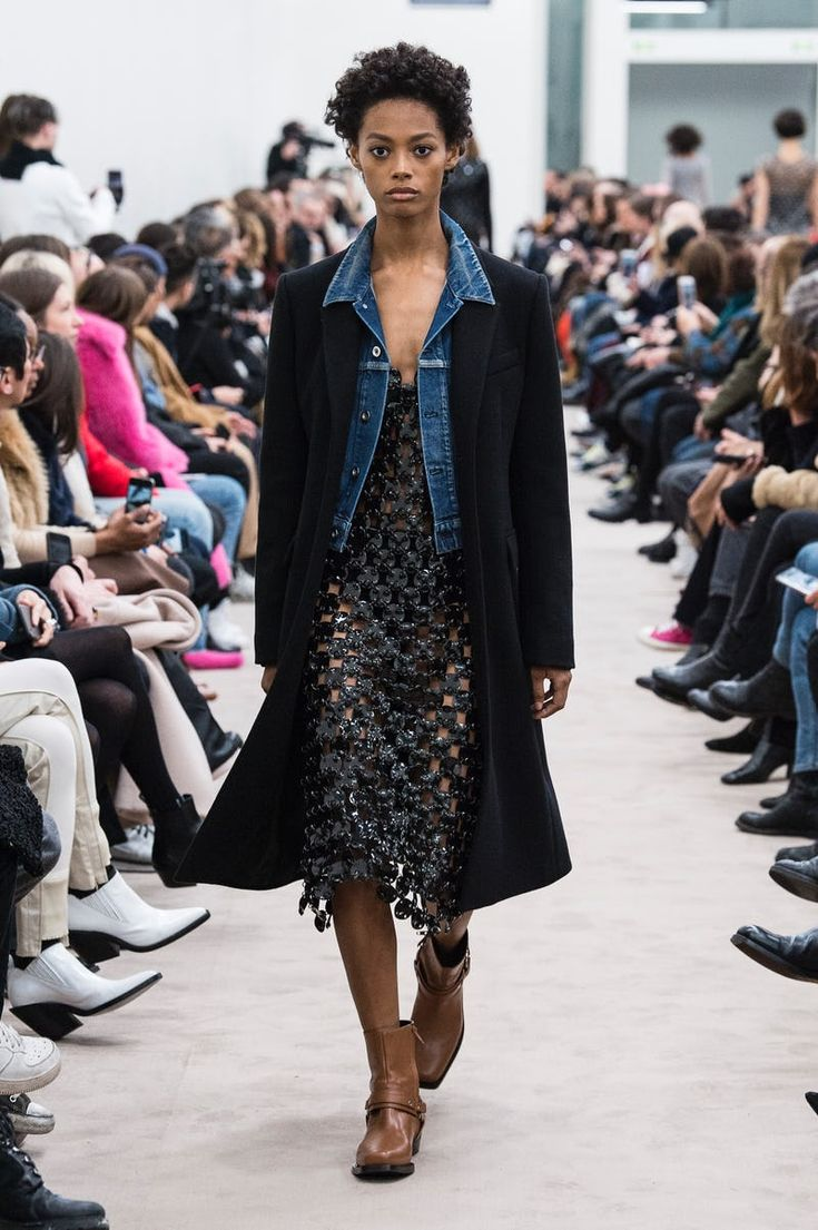 Paco Rabanne | Ready-to-Wear - Autumn 2018 | Look 12