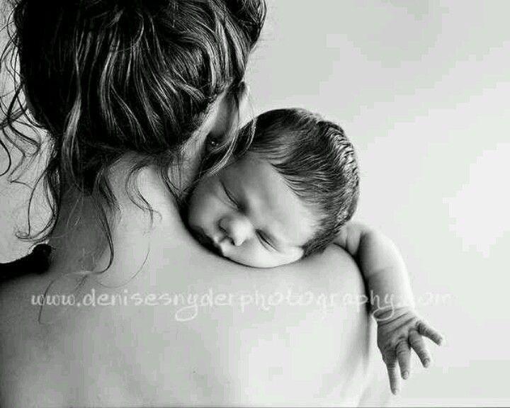und Mama, ich liebe dieses Bild! :) – Kinder – Baby Ideen