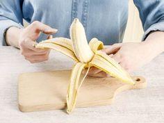 Banánové slupky nevyhazujte. Hodí se na přípravu čaje