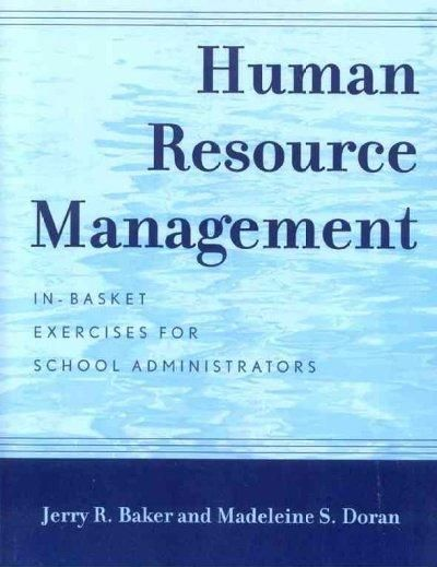 problem statement in human resource management Managing employee relations issues help employers correct inappropriate behavior, as well as promote a structured and productive workplace society for human resources management: attendance policy #2 society for human resources management.