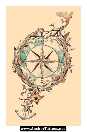 Really want to get a dream catcher with a compass in it, anchor at the bottom would be awesome!