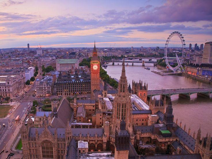 england   Beautiful View of London, England - Wallpaper #39539