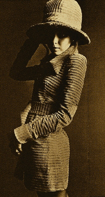 Biba. I actually had this outfit!