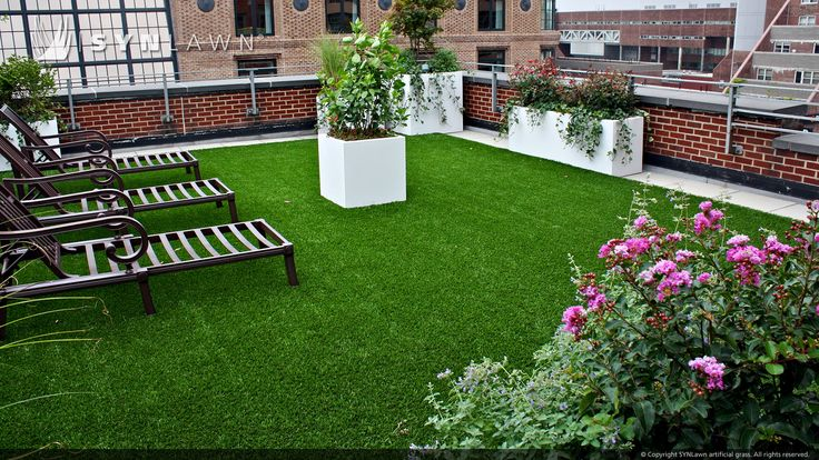 Transform any rooftop from dull to exciting and always