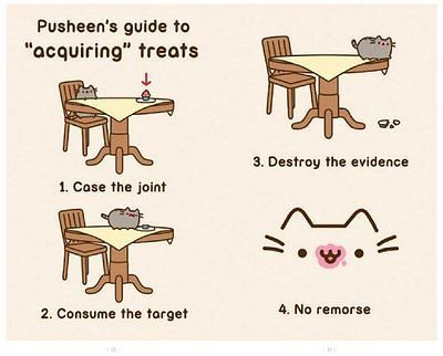 I Am Pusheen The Cat Book