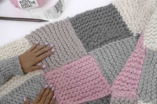 Learn how to knit starting with a simple scarf and once you're a pro, trying your hand at adorable knitted donuts. There's a DIY for every level of knitter!
