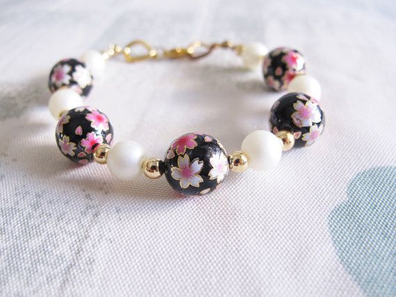Oriental Sakura Bracelet