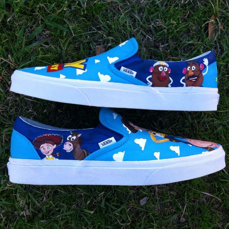 Vans Toy Story Woody Comprar