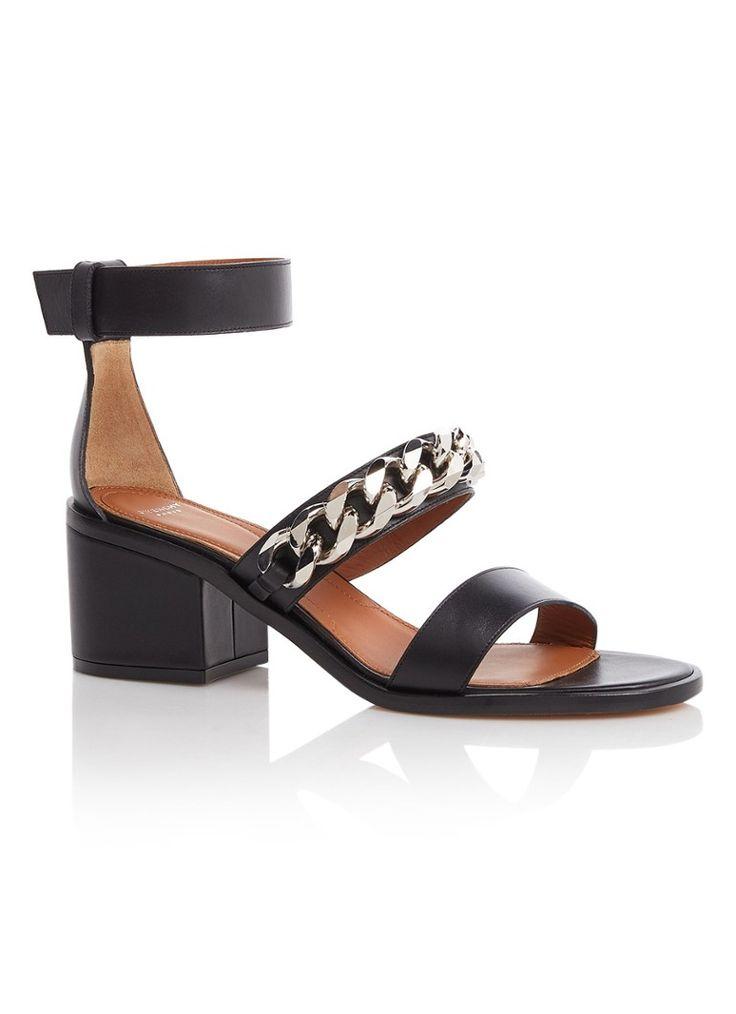 Op zoek naar Givenchy Chain sandalette van kalfsleer ? Ma t/m za voor 22.00 uur besteld, morgen in huis door PostNL.Gratis retourneren.