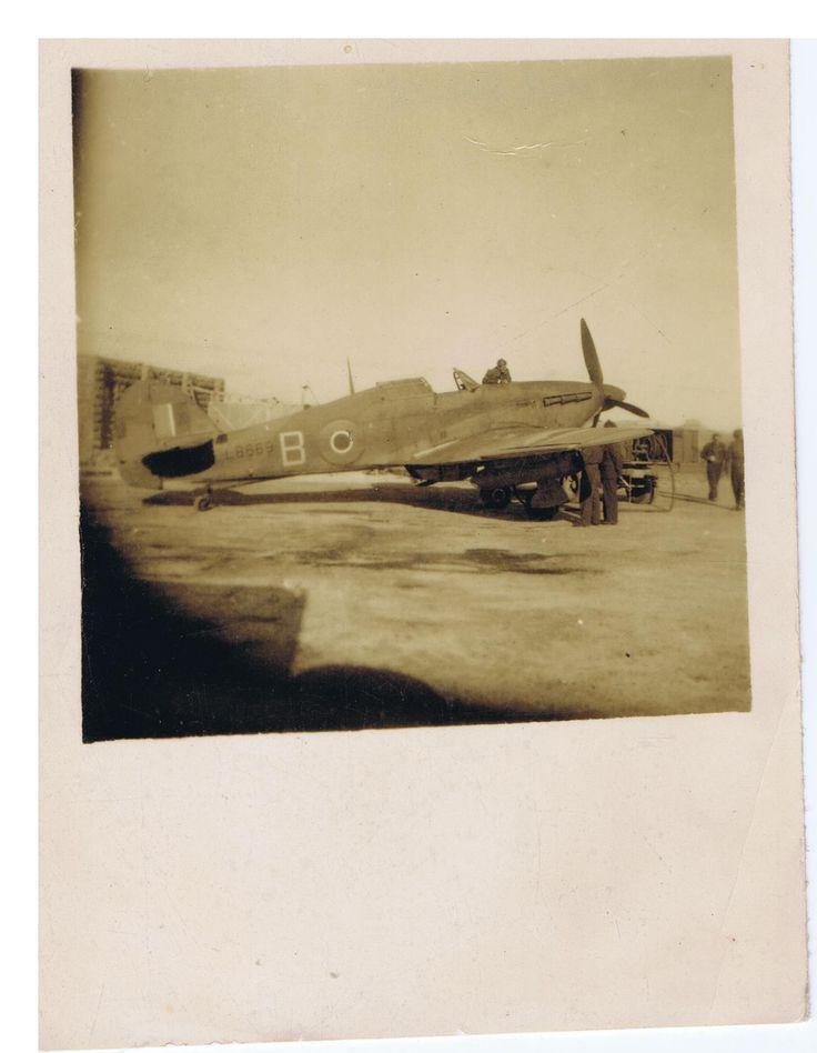 Hurricane IIC Malta 1943