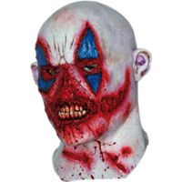 Flesh rot Clown - Latex horror mask - horror masks