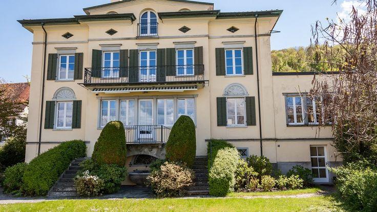 Villa mit Seeanstoss mit Seeanstoss in Berlingen