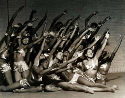 <3 / Things I wasn't taught about in history class -- The first American Negro Ballet, 1937