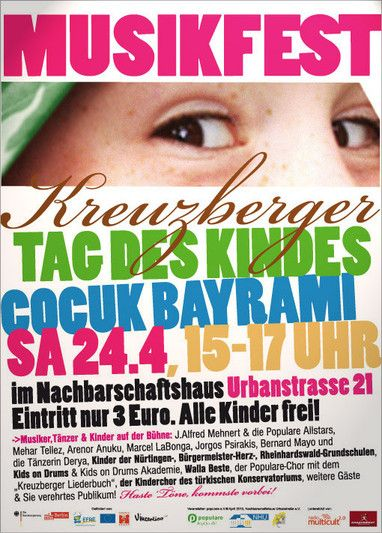 populare . Kulturprojekte |Veranstaltungen | Musikkurse . Berlin 2011 - ::: Welcome / Herzlich Willkommen / Merhaba :::