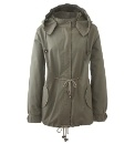Parka Jacket with Detachable Hood | Simply Be