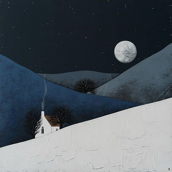 Junction Art Gallery - Natasha Newton Moonsrise