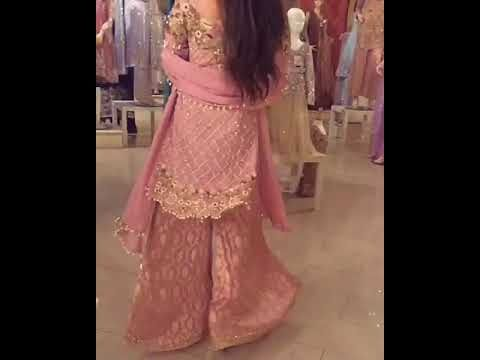 a915b35156c Alzawiah Designer Wedding Pakistani Dresses and suits - YouTube ...
