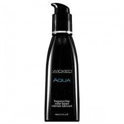 Wicked Aqua Unscented Lube